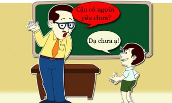 Khi Thầy Giáo Cho Chép Phạt - Đọc Truyện Online