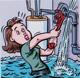 Xin lỗi anh chỉ là anh thợ sửa ống nước