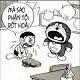 Truyện cười Tại sao sinh viên thi trượt