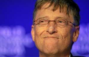 truyện cười vỡ bụng về Bill Gates